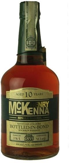 Henry McKenna 10 Year